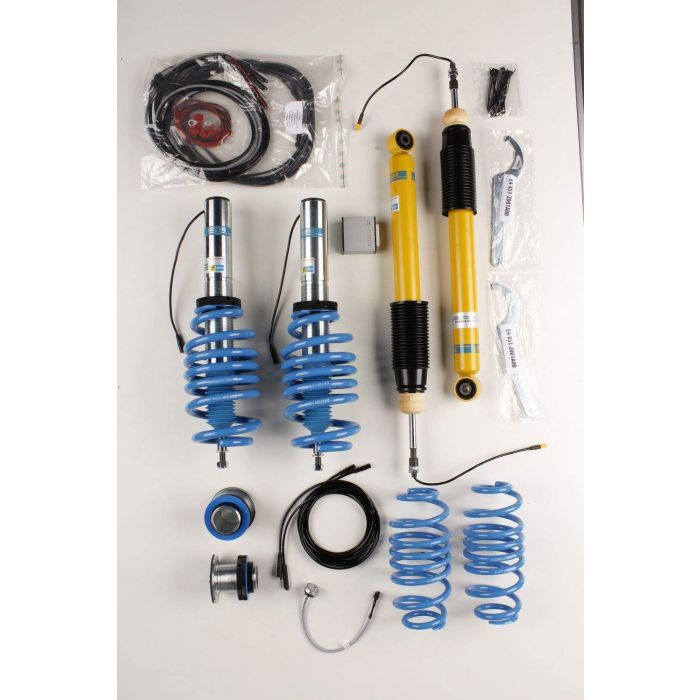 Bilstein Coilover with electron. damping force adjustment Bilstein B16rc 49-151282
