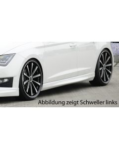 Rieger Tuning side skirt  00027004