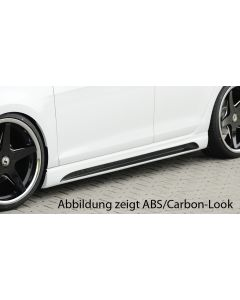 Rieger Tuning side skirt  00027005