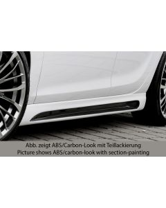 Rieger Tuning side skirt  00051313