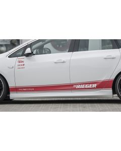 Rieger Tuning side skirt  00051327