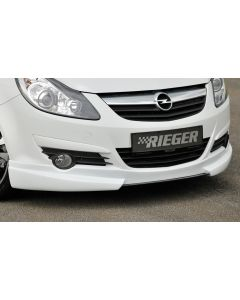 Rieger Tuning frontspoiler  00058940