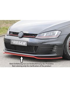 Rieger Tuning frontspoiler  00059570