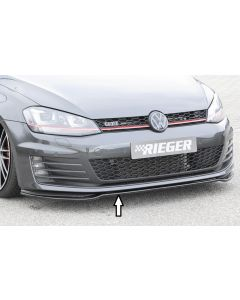 Rieger Tuning frontspoiler  00088099