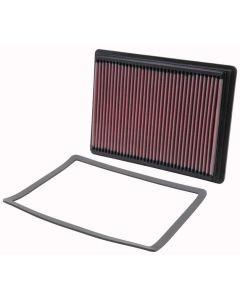 K&N k&n panel replacement filter 33-2086 air filter