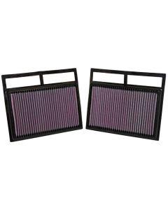 K&N k&n panel replacement filter 33-2412 air filter