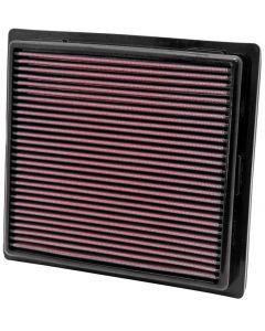 K&N k&n panel replacement filter 33-2457 air filter