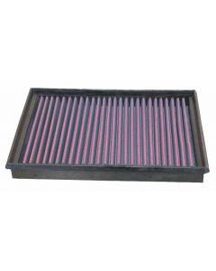 K&N k&n panel replacement filter 33-2543 air filter