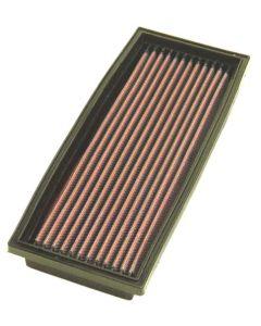 K&N k&n panel replacement filter 33-2647 air filter