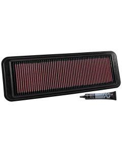 K&N k&n panel replacement filter 33-2784 air filter
