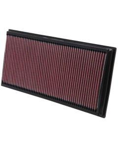 K&N k&n panel replacement filter 33-2857 air filter