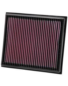 K&N k&n panel replacement filter 33-2962 air filter