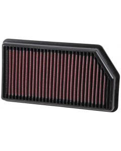 K&N k&n panel replacement filter 33-3008 air filter