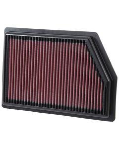 K&N k&n panel replacement filter 33-5009 air filter