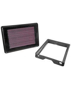 K&N k&n panel replacement filter 33-5026 air filter