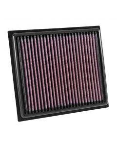 K&N k&n panel replacement filter 33-5034 air filter
