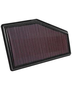 K&N k&n panel replacement filter 33-5049 air filter