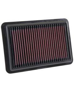 K&N k&n panel replacement filter 33-5050 air filter