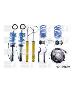 Bilstein bilstein b16rc 49-196849 coilover with electron. damping force adjustment