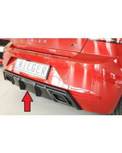 Rieger Tuning diffuser  0027101