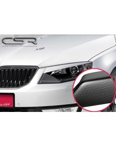 CSR-Automotive headlight spoilers  CSR-SB197-C