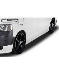 CSR-Automotive side skirts O Line SS340