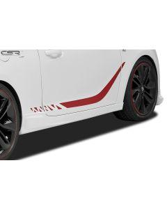 CSR-Automotive side skirts  CSR-SS430