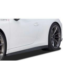 CSR-Automotive side skirts  CSR-SS443