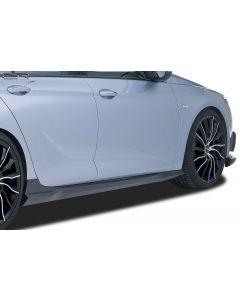 CSR-Automotive side skirts  CSR-SS445
