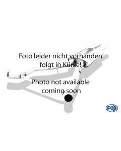Fox Centre Silencer  JA060010-MSD