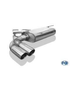 Fox  SE042087-130 Rear Silencer