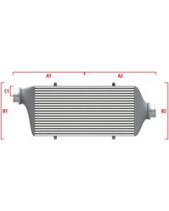 Wagner Tuning intercooler wagner competition 905008016.C
