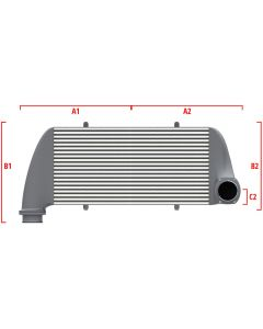 Wagner Tuning intercooler wagner performance 905008012.P