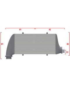 Wagner Tuning intercooler wagner performance 905008013.P